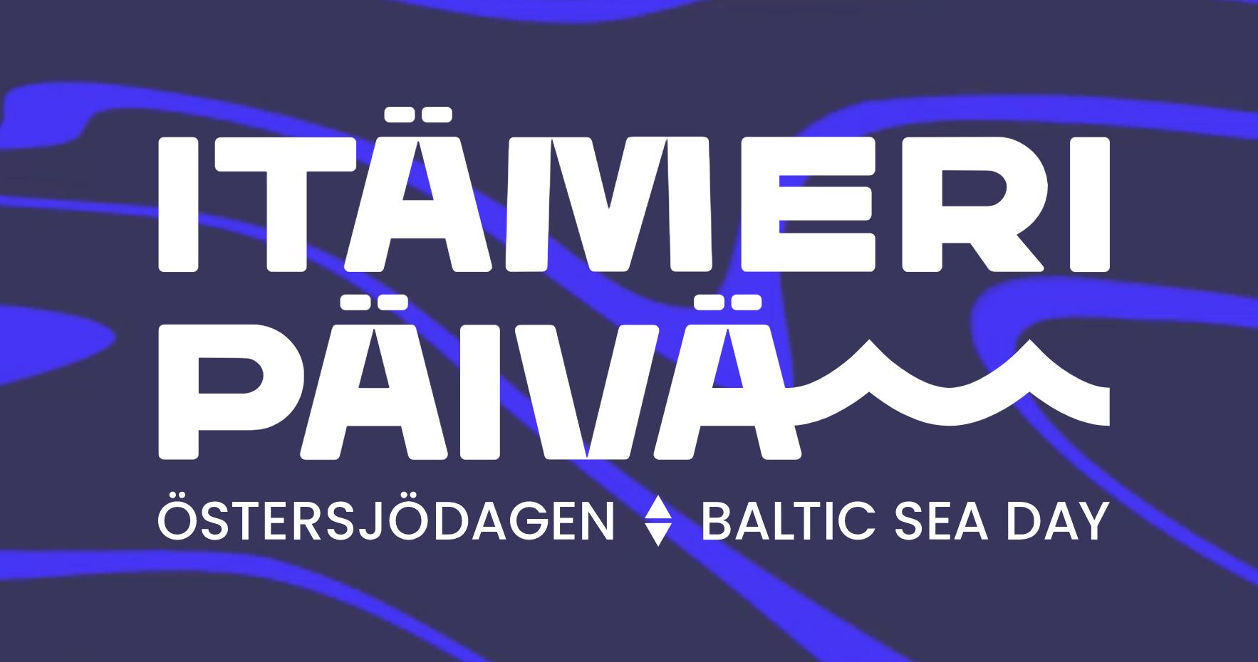 Itämeripäivän logo